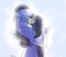 Snoq hug by reikiwie
