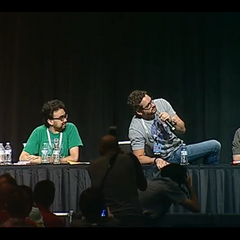 Podcast Panel at RTX 2013