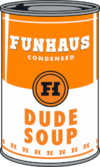 Dude Soup logo main-page