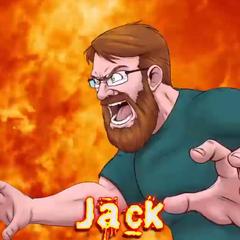 Jack's Versus Title Card