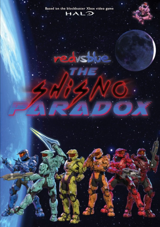 Red vs  Blue: The Shisno Paradox | The Rooster Teeth Wiki