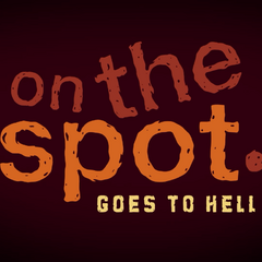 On The Spot Goes to Hell logo