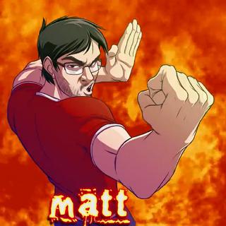Matt's VS card