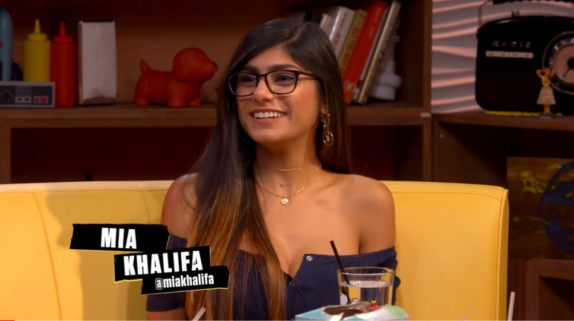 Mia khalifa and her mom team up on her
