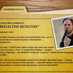 File 11 - Reflective Detective