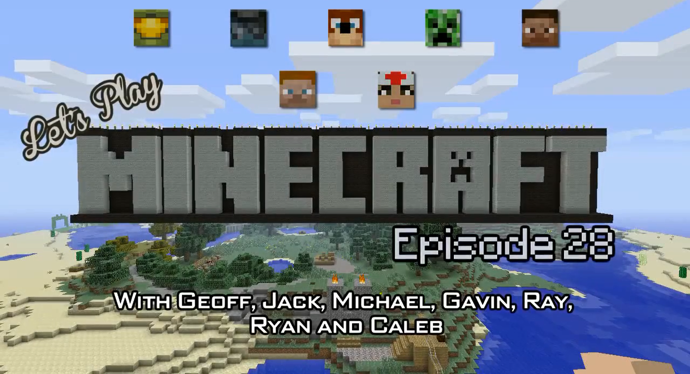 image lets play minecraft title 28 png the rooster teeth wiki