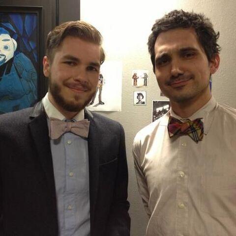 Jordan (Left) with <a href=