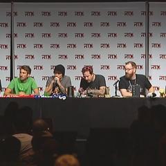 RTX 2015 panel