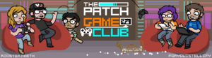 Patch Game Club banner
