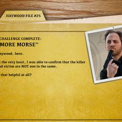 File 25 - More Morse