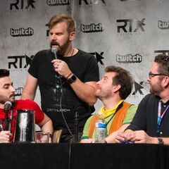 Kyle Taylor at RTX Austin 2017~
