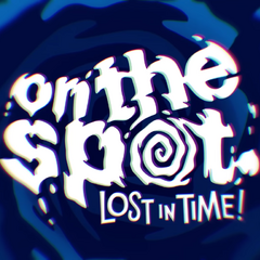 On The Spot Lost in Time! logo