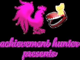 Pink AH logo
