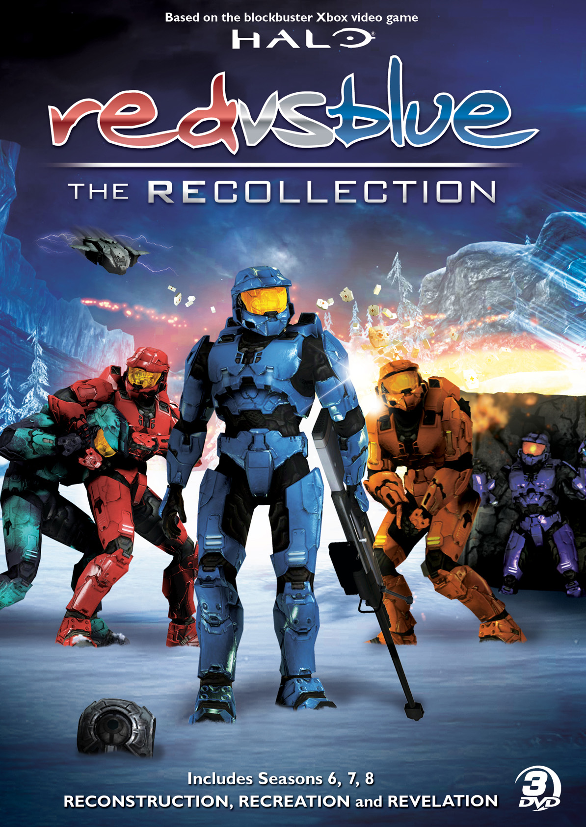 Red Vs Blue The Recollections Trilogy The Rooster Teeth Wiki