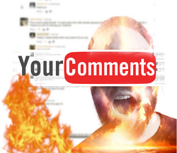Your Comments banner