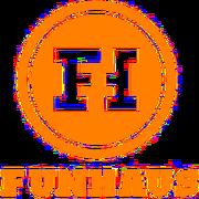 Funhaus logo with name
