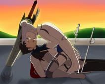 Battle part 2 by kumoridragon