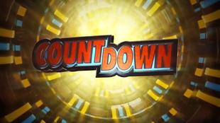 'Countdown' logo