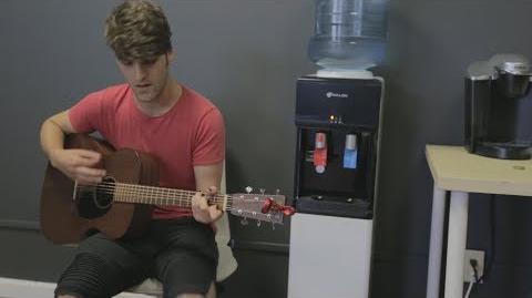 Clayton James - Talk Acoustic