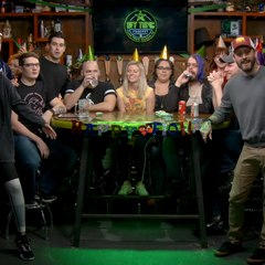 Announcing Fiona getting hired on Off Topic #170