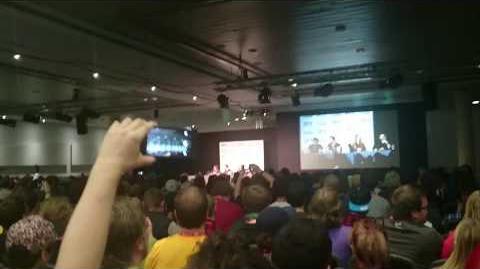 Miles does CampCamp at VA panel
