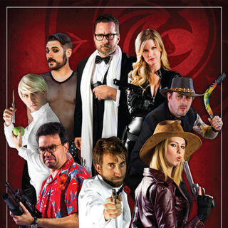 A poster for <i>The Eleven Little Roosters</i>