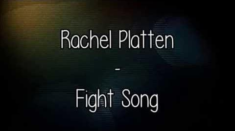 Rachel Platten Fight Song Lyrics