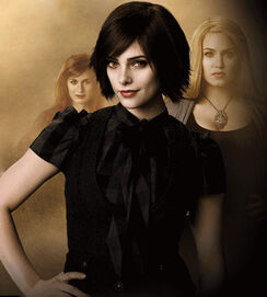 Alice, esme, and rosalie