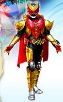 Emperor form when ichigo use tatslot