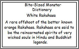 BSMD-White Rakshasa