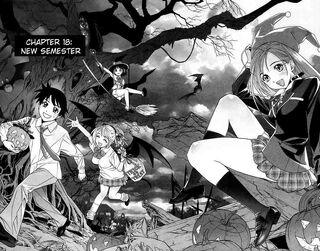 Rosario + Vampire Manga Chapter 018