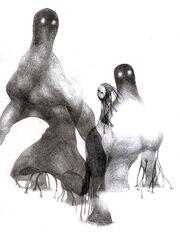 Shadow Demons by Sharigan
