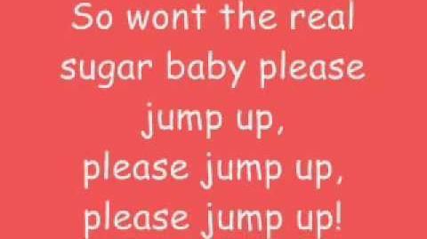 The Real Sugar Baby Lyrics