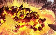 Fire colossus 4