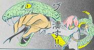 Shen meteru snake