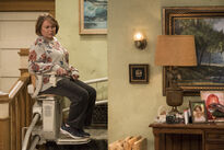 Roseanne Gets the Chair