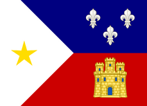 Flag of Acadiana