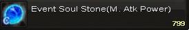 Soulstone-matk