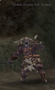 43 giant grujra orc guard