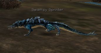 Swampysprinter