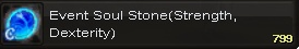 Soulstone-str dex