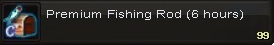 Premium fishing rod
