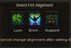 Pet Advancement