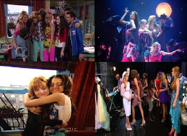 Shake it up remember it up collage
