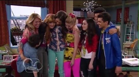 "Shake It Up ""Remember Me"" (Final Episode) Season 3 Episode 26-2"