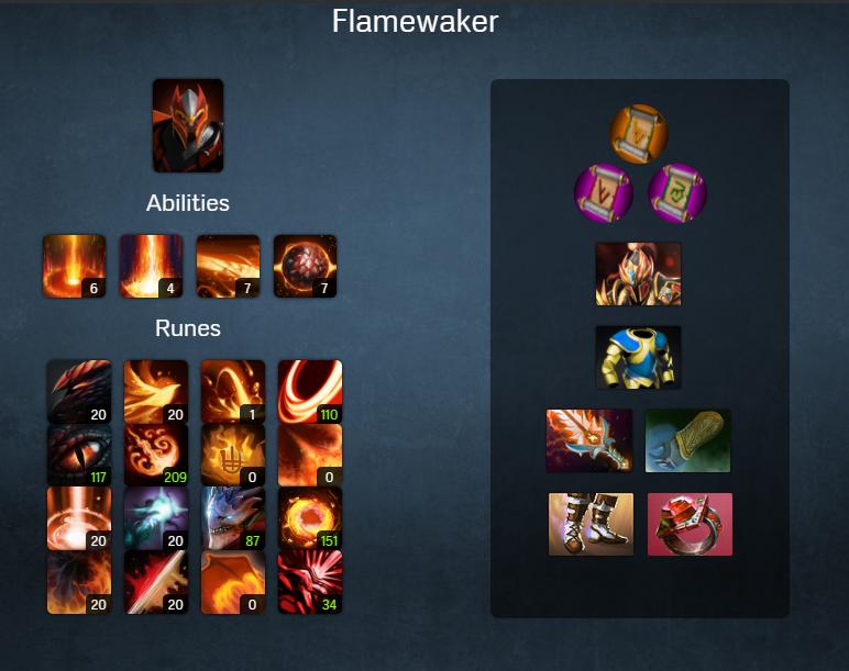 Flamewaker   Roshpit Champions Wiki   FANDOM powered by Wikia