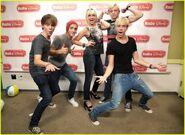 R5 Radio Disney Auguest 15 2013 (2)