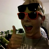 Riker double sunglasses