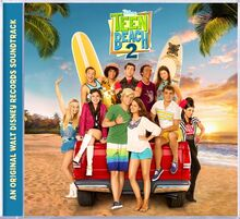 Teen Beach 2 Soundtrack