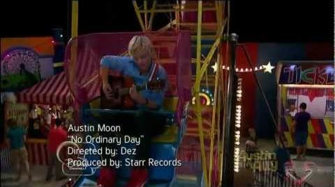 Austin Moon (Ross Lynch) - No Ordinary Day HD-0